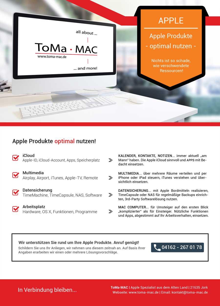 PC Hilfe & MAC Support Fredenbeck